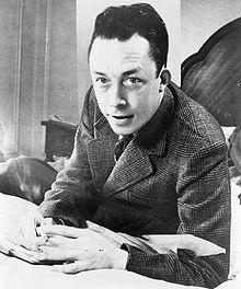 Stranac Albert Camus