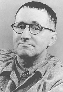 Kavkavski put kredom Bertolt Brecht