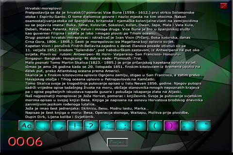 Igra Uredi tekst-pravopisni znakovi 2