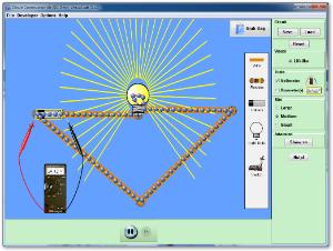 Dizajniranje strujnih krugova-istosjerna struja virtualni laboratorij