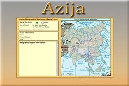Igra azijske georegije