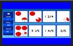 Igre :  upari razlomke 3