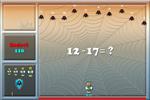 Pauci oduzimanje negativni brojevi -15 do 15