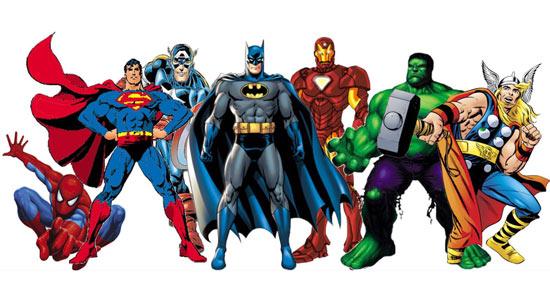 Imaš li osobine superjunaka?