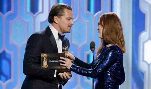 Leonardo napokon osvojio Zlatni globus
