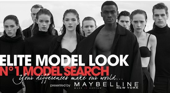 Elite Model Look 2017 by Maybelline NY, Hrvatska...