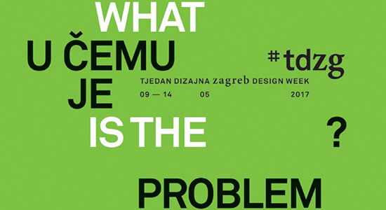 Tjedan dizajna Zagreb - #tdzg