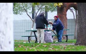 Kako će beskućnik potrošiti 100$