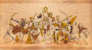 Grčka mitologija - koliko ju poznaješ?