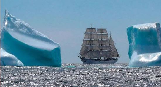 Ledeni turizam u proljeće
