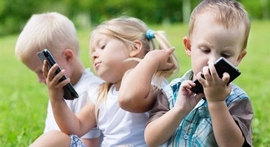 Utjecaj tehnologije na djecu