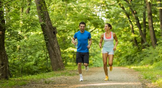 Prednosti trčanja u prirodi