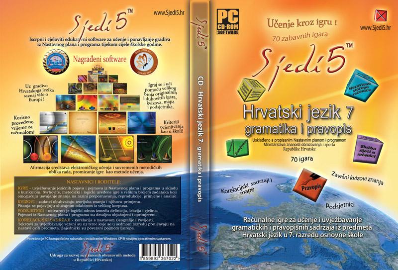 Edukativne igre Hrvatski jezik 7