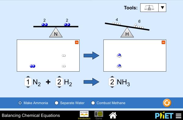 Izjednačavanje kemijskih jednadžbi