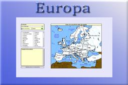 Igra europski glavni gradovi