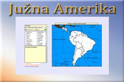 Igra juznoamerički glavni gradovi