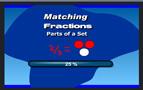 Igre :  spoji razlomak i sliku