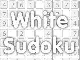 Bijeli sudoku