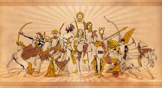 mitologija