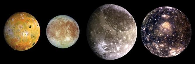 Jupiterovi mjeseci: