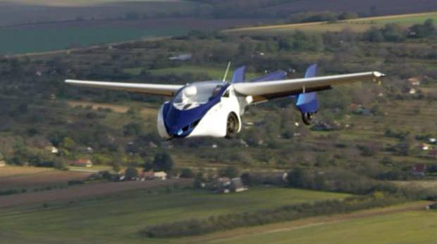 leteći-automobil