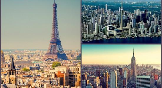KVIZ – Koji je tvoj idealan grad za život?