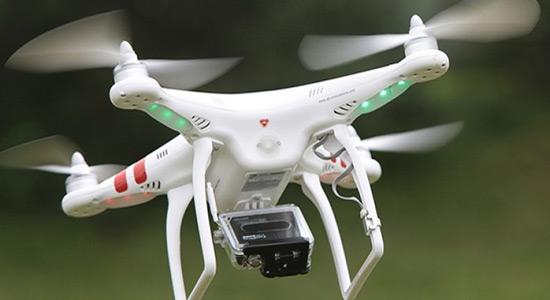 Dronovi i njihova primjena