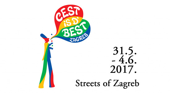 """Cest is d'Best"" - Zagreb 2017."