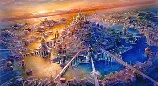 Atlantida - stvarnost ili mit?