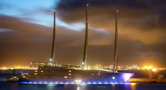 """""""Sailling Jacht A"""""""