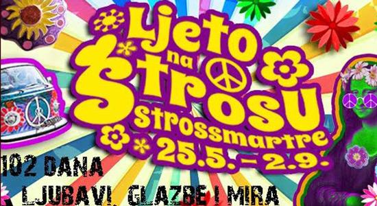 Ljeto na Strossu - Zagreb 2017.