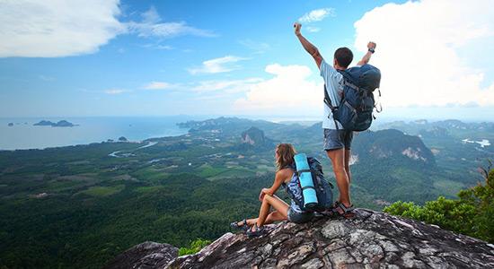 Volim sport - planinarenje