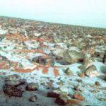 Snijeg na Marsu