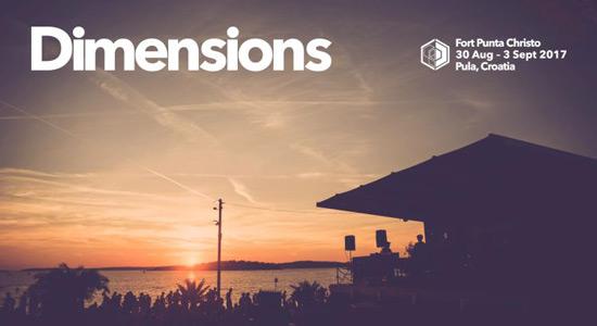 """""""Dimensions"""" festival 2017."""