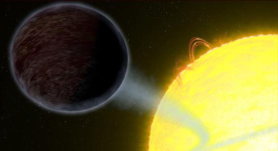"""Neobični egzoplanet """"jede"""" svjetlost"""