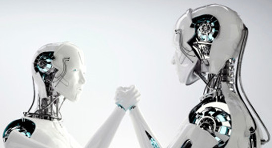 Roboti kao kolektivni um