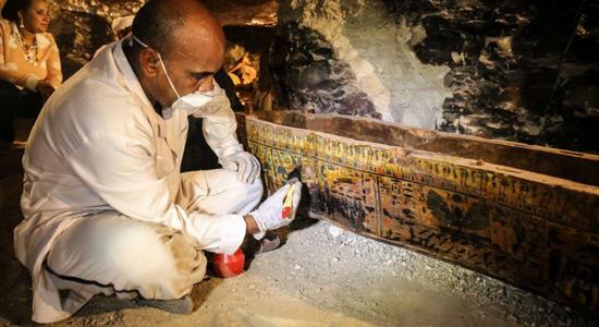 Otkrivena grobnica egipatskog zlatara