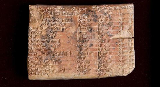 Matematički misterij babilonske ploče