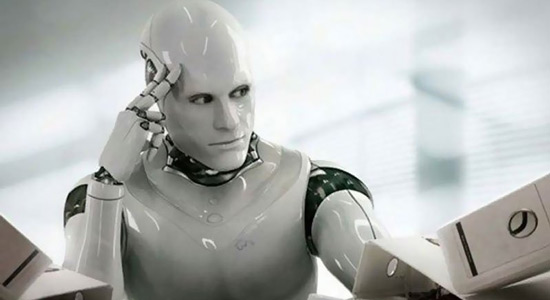 Robot ugradio implantat