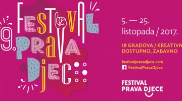 9. Festival prava djece