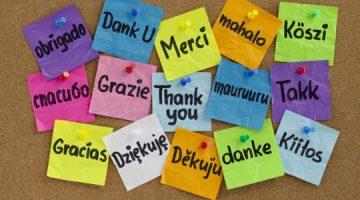 Nastanak različitih jezika