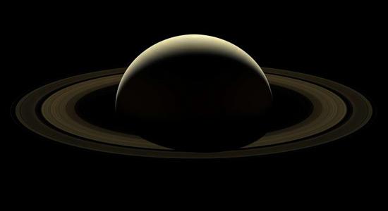 Posljednja fotografija letjelice Cassini