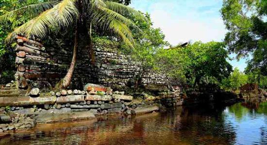Istraživanje Nan Madola