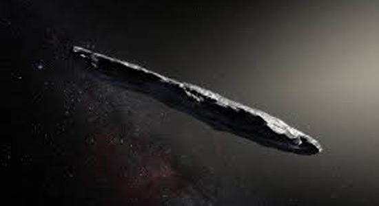 Međuzvjezdani objekt u Sunčevu sustavu