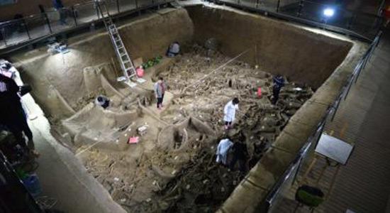 Otkriveni ostaci pogrebne povorke stari 2400 godina