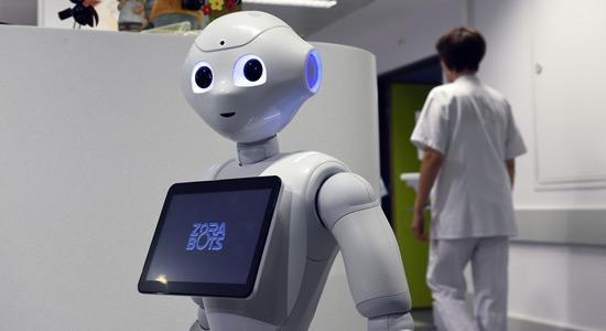 Robot položio test za medicinsku licencu