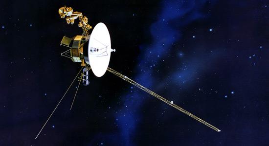 "Ponovno aktivirani potisnici ""Voyagera 1"""
