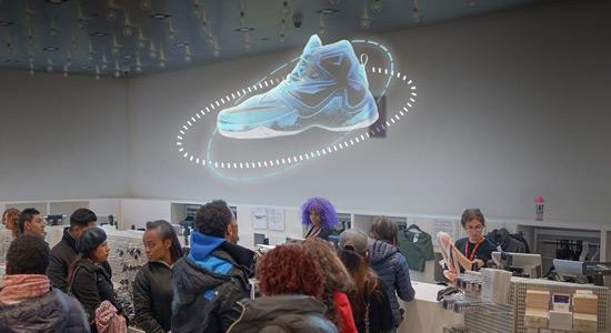 Hologrami u zraku - nova generacija oglašavanja