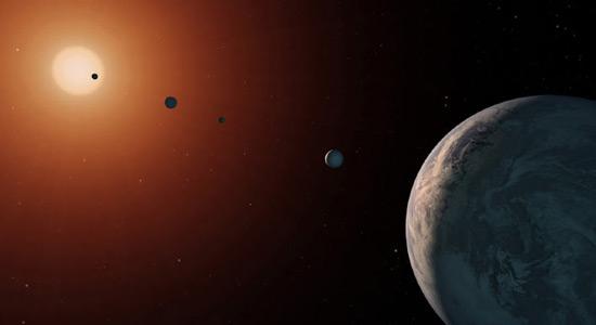 Planeti identični Zemlji