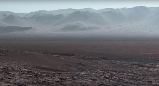 Fotografije Marsa s rovera Curiosity
